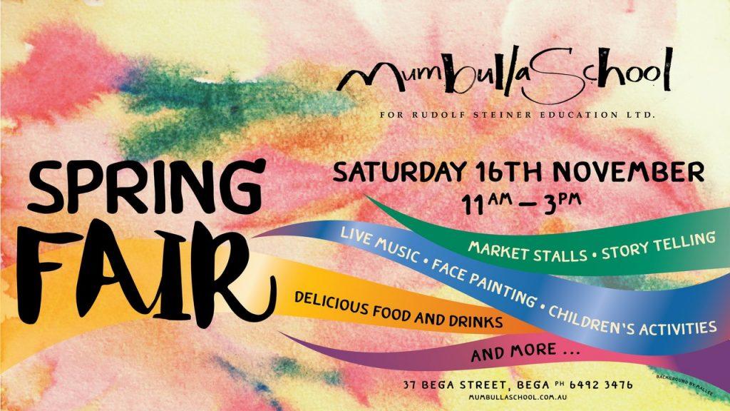 Mumbulla Spring Fair